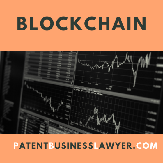 blockchain patent lawyer